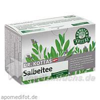 DR. KOTTAS Salbeitee, 20 St, Kottas Pharma GmbH