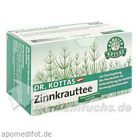 Dr. Kottas Zinnkrauttee, 20 St, Kottas Pharma GmbH
