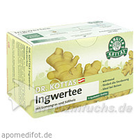 Dr. Kottas Ingwertee, 20 St, Kottas Pharma GmbH