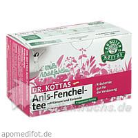 Dr. Kottas Anis-Fenchel-tee, 20 St, Kottas Pharma GmbH