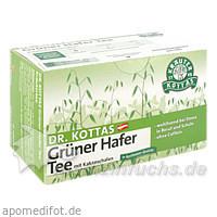 DR. KOTTAS Grüner Hafertee mit Kakaoschalen, 20 St, Kottas Pharma GmbH