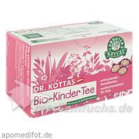 Dr. Kottas Bio-Kinder Tee, 20 Beutel, MR.PH.KOTTAS-HELDENBERG&SOHN
