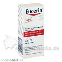 Eucerin Anti-Transpirant Intensiv 72h Pump-Spray, 30 ml,