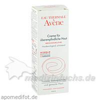 Avène Creme für überempfindliche Haut reichhaltig, 50 ml, Pierre Fabre Pharma GmbH
