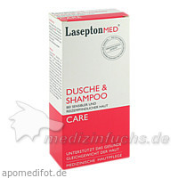 LaseptonMED® CARE Dusche & Shampoo, 300 ml, Apomedica Pharmazeutische Produkte GmbH