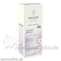 Weleda Weisse Malve Gesichtscreme, 50 ml,