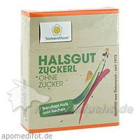 SonnenMoor Halsgut Zuckerl, 51 g, SONNENMOOR Verwertungs- u. Vertriebs GmbH