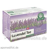 DR. KOTTAS Lavendel Tee, 20 St, Kottas Pharma GmbH
