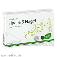 Nicapur Kapseln Haare & Nägel, 30 Stk.,