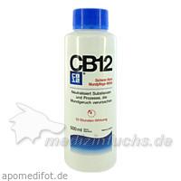 CB12 Mundspülung, 500 ml, MEDA Pharma GmbH & Co.KG
