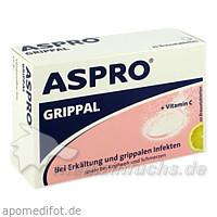 Aspro Grippal 500 mg ASS + 250 mg Vitamin C, 20 St, M.C.M. Klosterfrau Healthcare GmbH