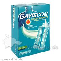 GAVISCON Liquid Sachets, 24 St, Reckitt Benckiser Austria GmbH