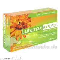 Lutamax AREDS 2, 60 St, Pharmaselect Handels GmbH