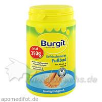 Burgit Fussbad Erfrischend, 250 g,