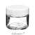 Glasdose klar, 50 ml