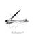 Nagelknipser 5cm mit Kette und Feile, 1 Stk.