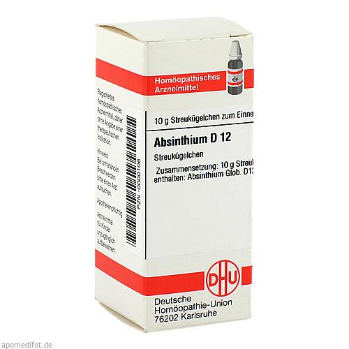 ABSINTHIUM D12, 10 G, Dhu-Arzneimittel GmbH & Co. KG