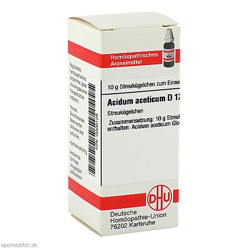 ACIDUM ACETICUM D12, 10 G, Dhu-Arzneimittel GmbH & Co. KG