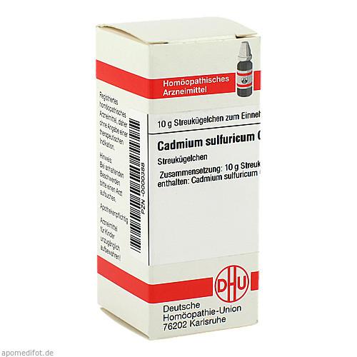 CADMIUM SULFURICUM C30, 10 G, Dhu-Arzneimittel GmbH & Co. KG
