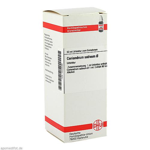 CORIANDRUM SATIVUM Urt=D 1, 50 ML, Dhu-Arzneimittel GmbH & Co. KG