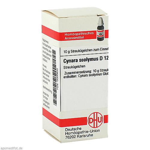 CYNARA SCOLYMUS D12, 10 G, Dhu-Arzneimittel GmbH & Co. KG