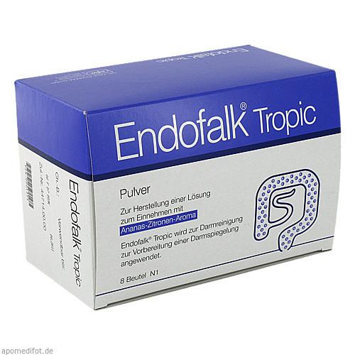 Endofalk Tropic Btl., 8 ST, Dr. Falk Pharma GmbH