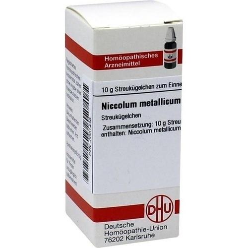 NICCOLUM METALLICUM D12, 10 G, Dhu-Arzneimittel GmbH & Co. KG