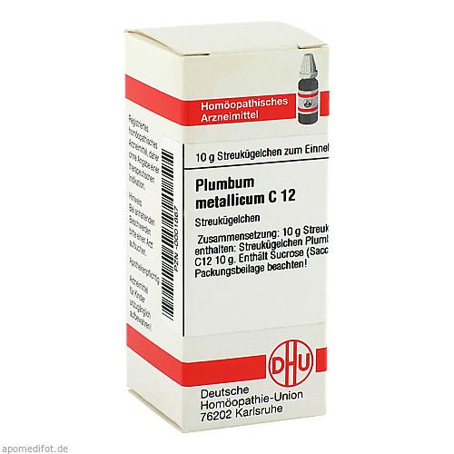 PLUMBUM METALLICUM C12, 10 G, Dhu-Arzneimittel GmbH & Co. KG