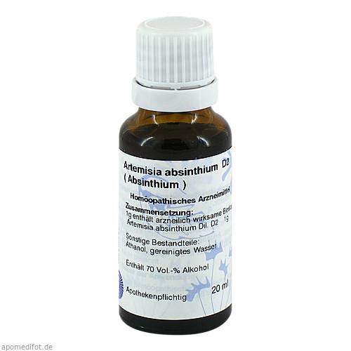 ABSINTHIUM D 2 HANOS, 20 ML, Hanosan GmbH