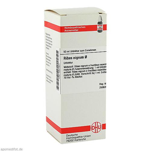 RIBES NIGRUM URT, 50 ML, Dhu-Arzneimittel GmbH & Co. KG