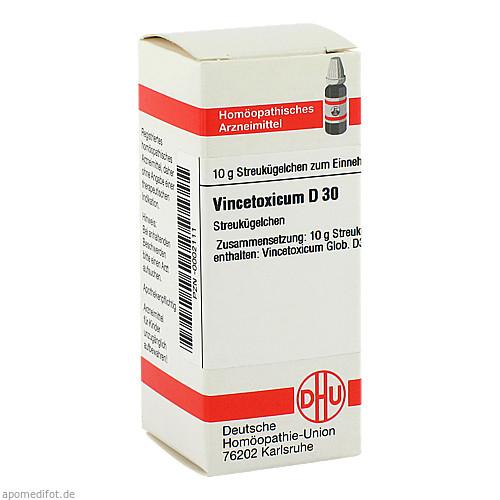 VINCETOXICUM D30, 10 G, Dhu-Arzneimittel GmbH & Co. KG