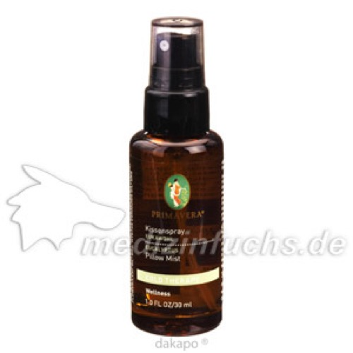 EUKAWOHL Kissenspray Bio, 30 ML, Primavera Life GmbH
