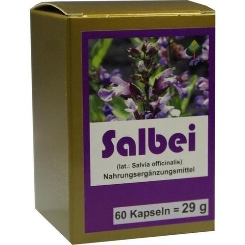 Salbei, 60 ST, Aalborg Pharma GmbH