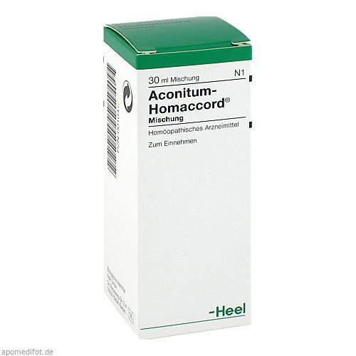 ACONITUM HOMACCORD, 30 ML, Biologische Heilmittel Heel GmbH