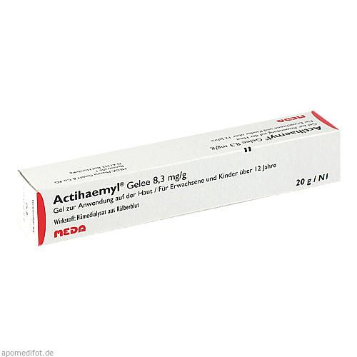 ACTIHAEMYL GELEE, 20 G, MEDA Pharma GmbH & Co.KG