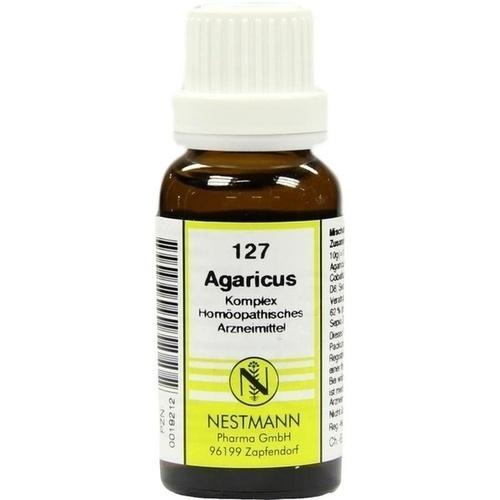 AGARICUS KOMPL NESTM 127, 20 ML, Nestmann Pharma GmbH