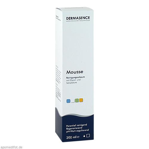 DERMASENCE mousse Reinigungsschaum, 200 ML, P&M Cosmetics GmbH & Co. KG