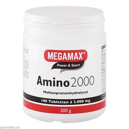 Amino 2000 Megamax, 100 ST, Megamax B.V.