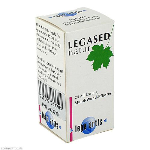 LEGASED natur, 20 ML, Lege Artis Pharma GmbH & Co. KG