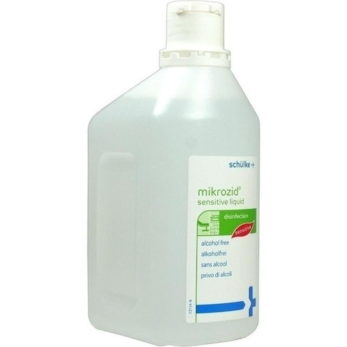 Mikrozid Sensitive Liquid, 1 L, Schülke & Mayr GmbH