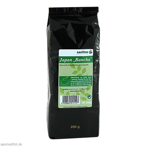Grüner Tee-Japan Bancha, 250 G, Sanitas GmbH & Co. KG