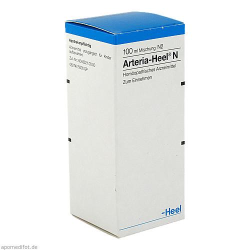 ARTERIA HEEL N, 100 ML, Biologische Heilmittel Heel GmbH