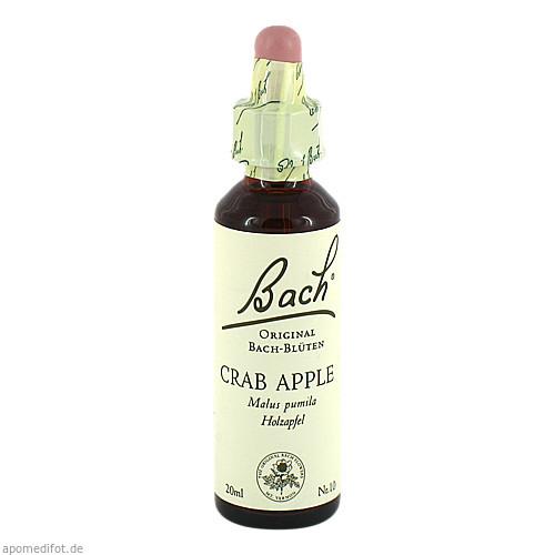 Bach-Blüte Crab Apple, 20 ML, Nelsons GmbH