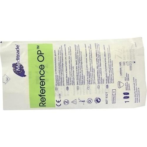 Handschuhe OP Latex Gr 7.5 steril, 1X2 ST, Dr. Junghans Medical GmbH