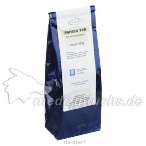 Papayatee, 100 G, G & M Naturwaren Import GmbH & Co. KG