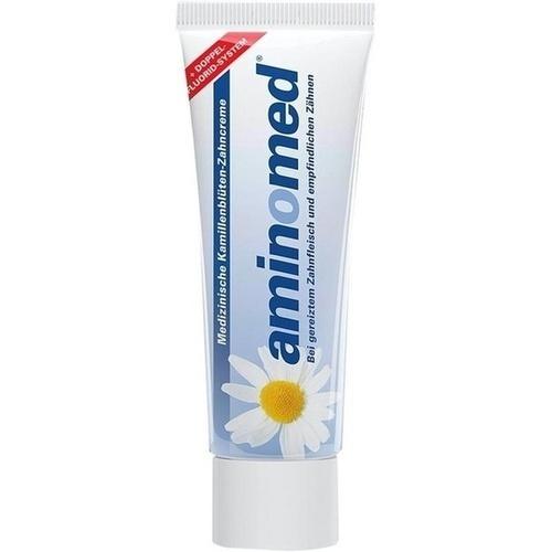 aminomed Fluorid Kamillen Zahncreme, 15 ML, Dr.Rudolf Liebe Nachf. GmbH & Co. KG