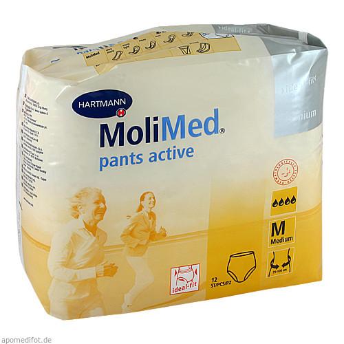 MOLIMED Pants Active medium, 12 ST, PAUL HARTMANN AG