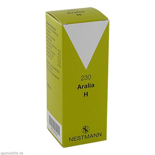 Aralia H 230 Nestmann, 100 ML, Nestmann Pharma GmbH