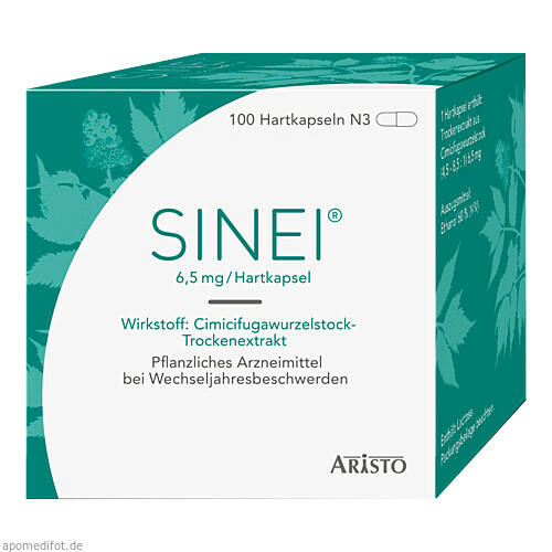 Sinei, 100 ST, Aristo Pharma GmbH
