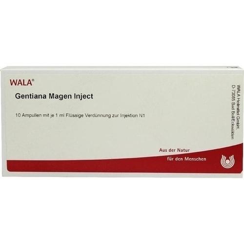 Gentiana Magen Inject, 10X1 ML, Wala Heilmittel GmbH